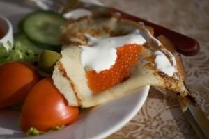 Lunch in Tallinn