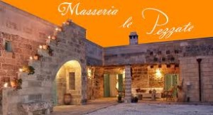 Masserie Le Pezzate is an elegantly restored 16th century Pugliese farmhouse.
